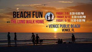 Beach Fun For Veterans