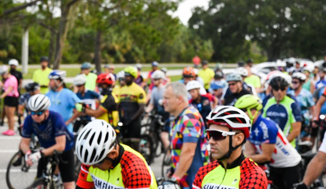 Veterans Day Bike Ride Raises Funds for Vets
